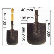 Большая сапёрная лопата (БСЛ-110)