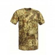 Камуфляжная футболка «Питон светлый»