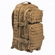 Рюкзак Assault PALS Laser Coyote 20L