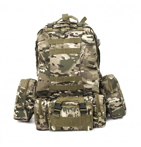 Рюкзак Тактический ASSAULT Multicam- 3 Day (Съемные подсумки)