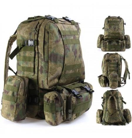 Рюкзак Тактический ASSAULT A-TACS- 3 Day (Съемные подсумки)