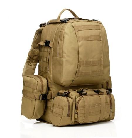 Рюкзак Тактический ASSAULT Coyote- 3 Day (Съемные подсумки)