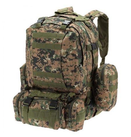 Рюкзак Тактический ASSAULT - 3 Day (Съемные подсумки)