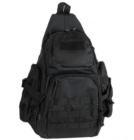 Рюкзак однолямочный Mr. Martin 5053 Black