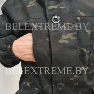 Костюм Горка 5 Мультикам черный Флис