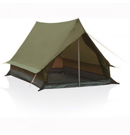 """""""Домик 2 Б"""" двухместная однослойная брезентовая палатка"""