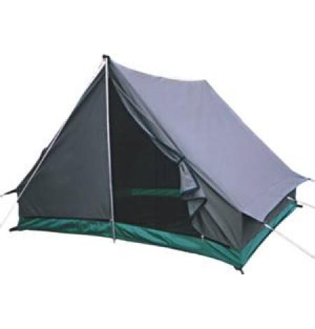 """""""Домик 2 К"""" двухместная однослойная палатка"""