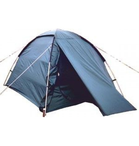"""""""Tisa 3"""" трехместная однослойная палатка"""
