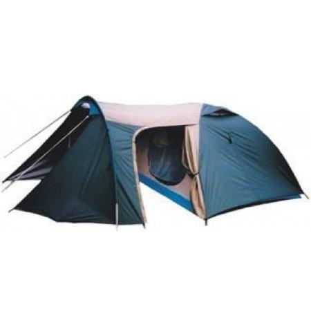 """""""Veras"""" четырехместная двухслойная палатка с увеличенным тамбуром"""