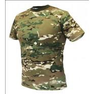 Камуфляжная футболка  MULTICAM